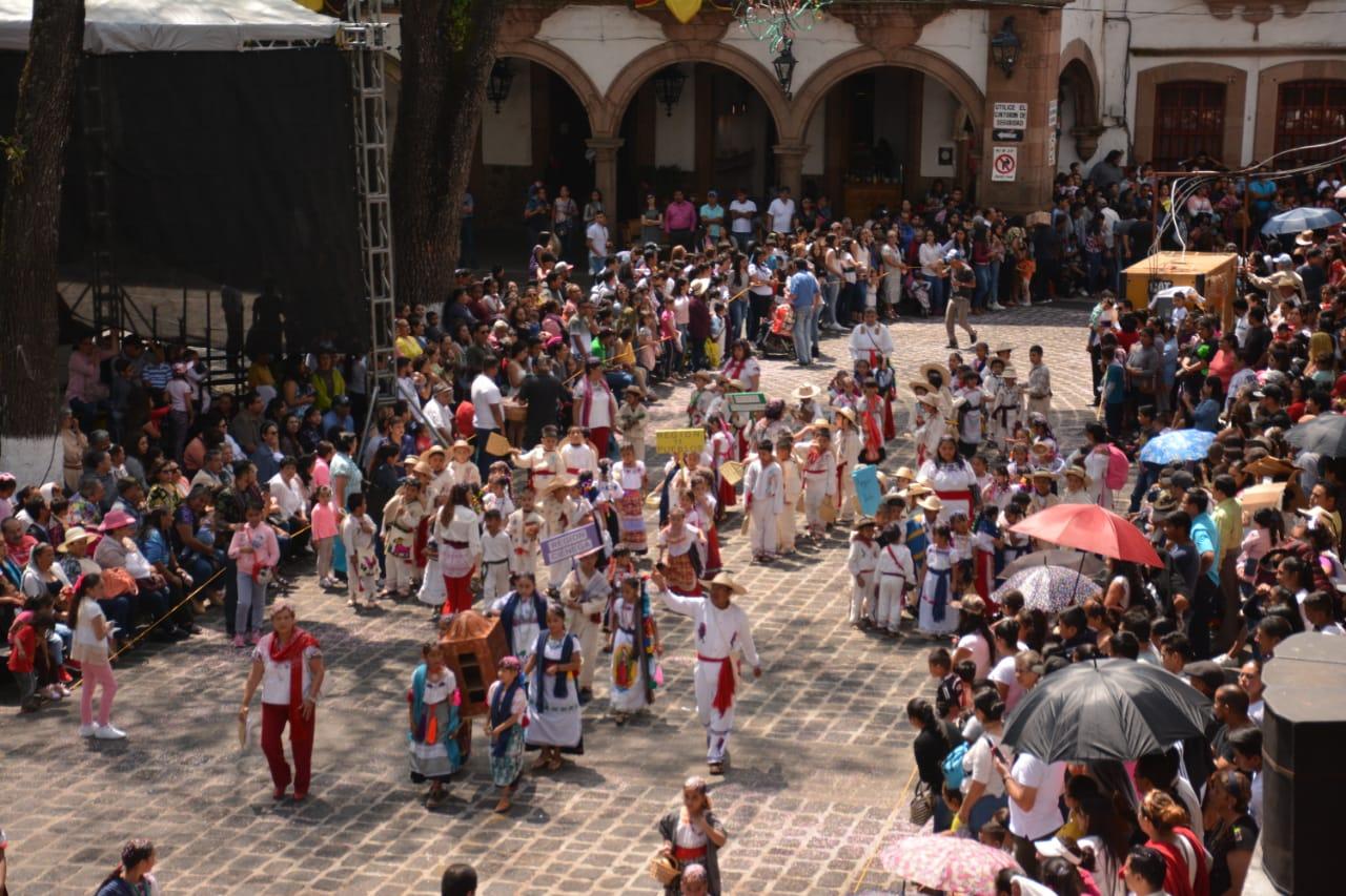 Galería del 485 Aniversario de Pátzcuaro