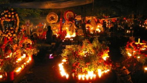 Pátzcuaro, corazón del Día de Muertos - Pátzcuaro Noticias