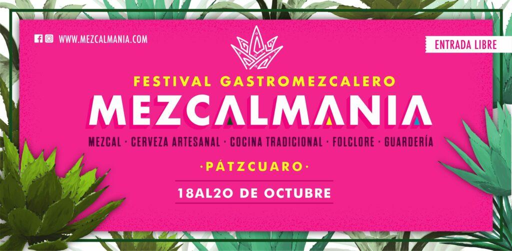 Mezcalmanía Pátzcuaro 2019