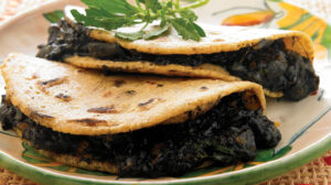 quesadillas huitlacoche