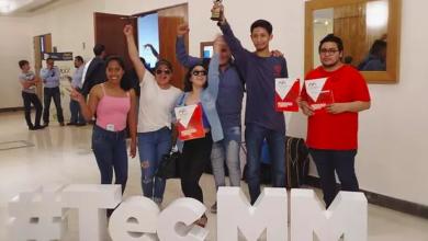 Alumnos del Tec Pátzcuaro logran pase al Nacional de Innovación Tecnológica