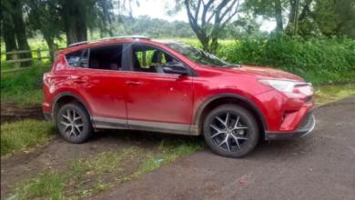 VIDEO: Comando armado se enfrenta durante tres horas en Michoacán