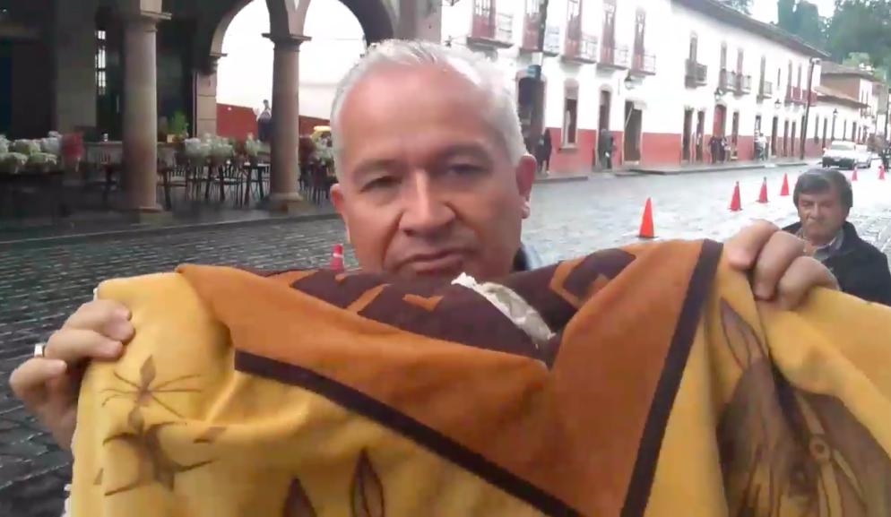 Comerciantes vs Autoridades de Pátzcuaro