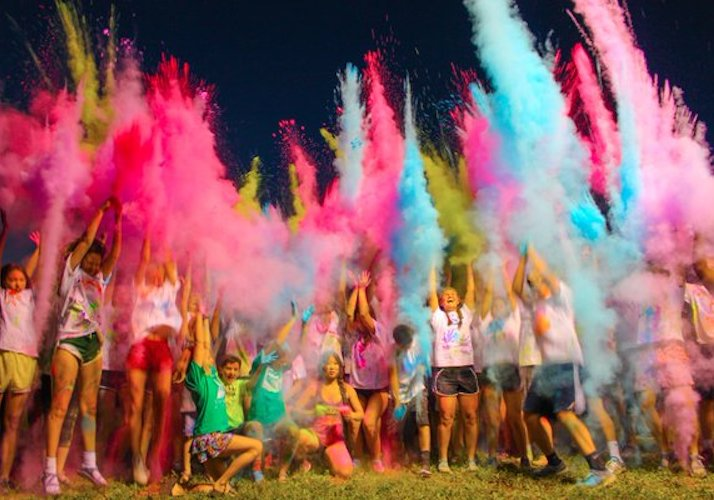 Carrera Color War 5K Pátzcuaro - Pátzcuaro Noticias