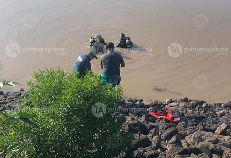 Encuentran a pescador ahogado en el Lago de Pátzcuaro