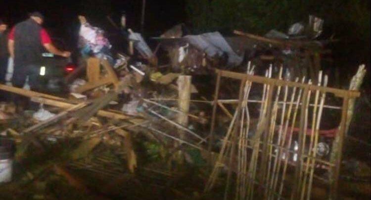 Explosión de polvorín deja tres muertos y menor lesionado en Tlalpujahua