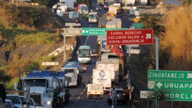 Hoy serán tomadas 5 carreteras federales en Michoacán