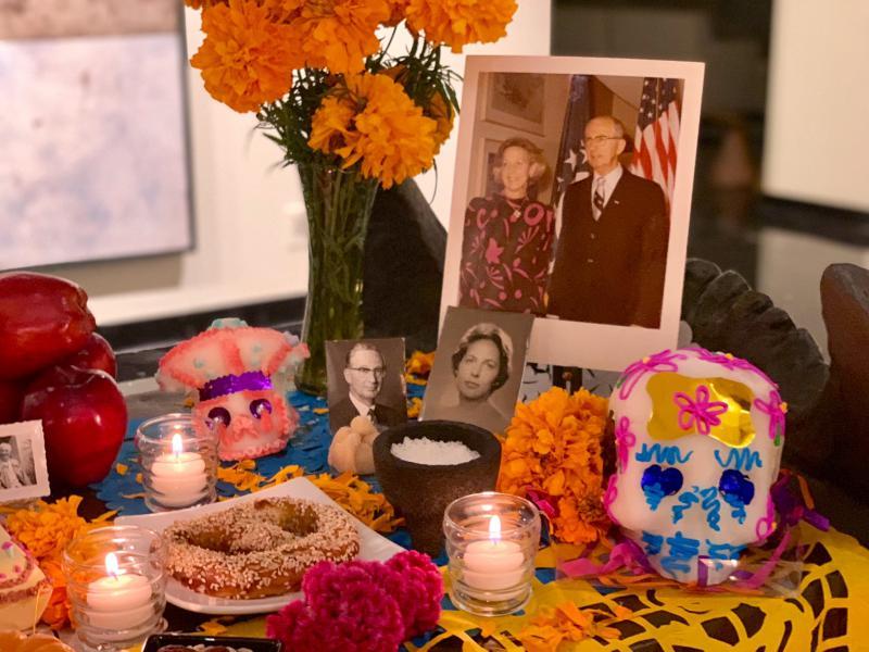 Invitan a Pátzcuaro al embajador Christopher Landau