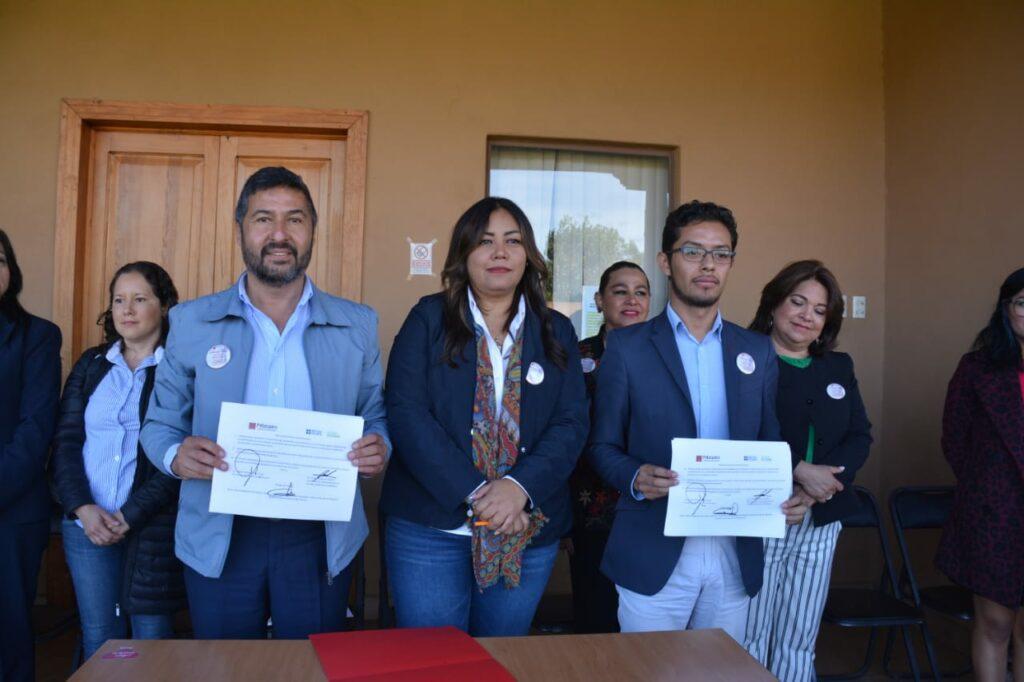 """Inauguran en Pátzcuaro la primer """"Casa de la Mujer"""" de Michoacán"""
