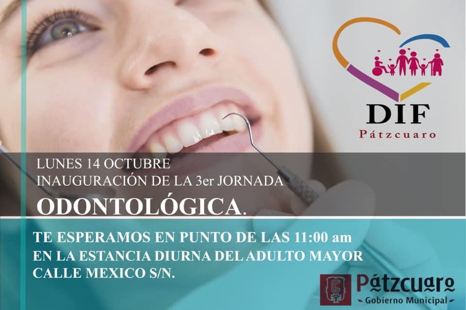 Tercera Jornada Odontológica en Pátzcuaro