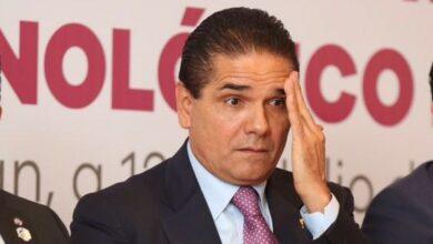 Silvano Aureoles de Michoacán; gobernador con menor aprobación: Consulta Mitofsky