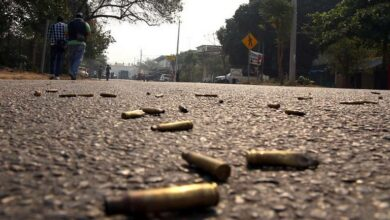 Emboscan a policías ministeriales en Pátzcuaro