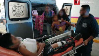 2 niños heridos tras enfrentamiento armado en Michoacán