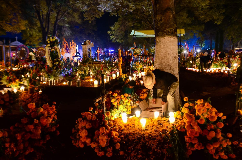 GALERÍA: Día de Muertos Pátzcuaro 2019 ☠️