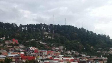 Reportan enfrentamiento desde helicóptero en Uruapan