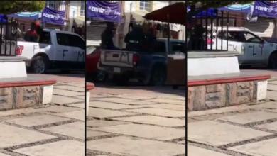 VIDEO: Convoy de la Familia Michoacana ingresando a Estado de México