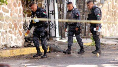 Comando baleó casa de exalcalde Coalcomán, Michoacán
