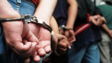 3 detenidos en Pátzcuaro; se drogaban en la vía pública