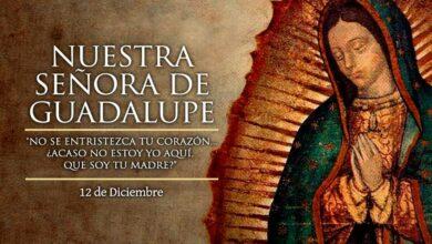 Historia de la Virgen María o Virgen de Guadalupe