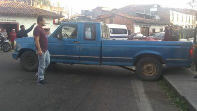Hombre de Pátzcuaro está grave tras pasarle su vehículo por encima