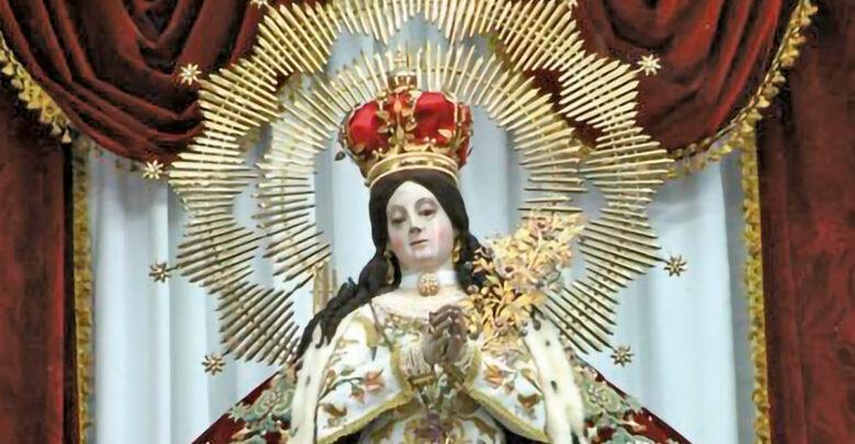 Aniversario de la Virgen de la Salud en Pátzcuaro