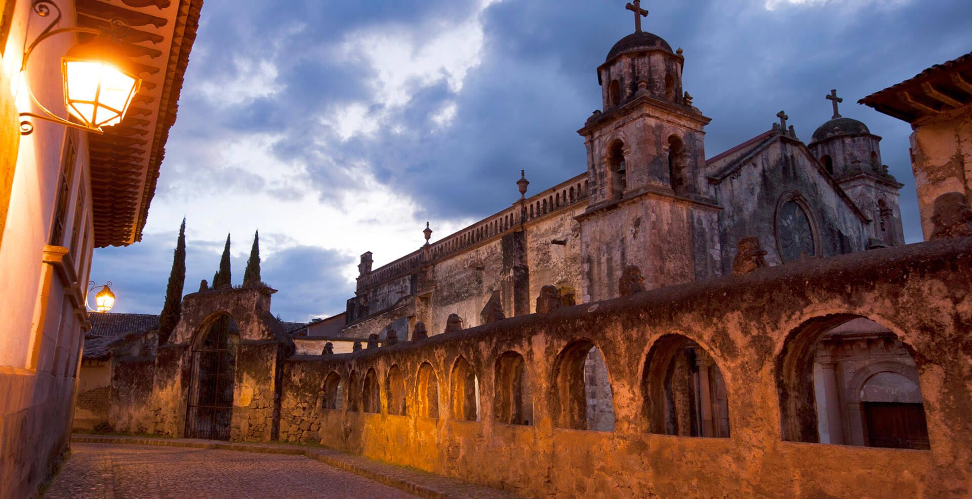 Pátzcuaro será de nuevo la capital de Michoacán