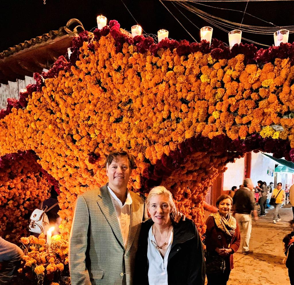 Artesanos de Pátzcuaro son de clase mundial- Embajador Christopher Landau