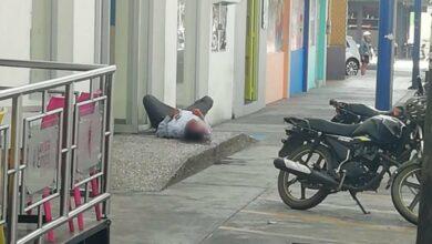 Ejecutan a un hombre afuera de un banco de Michoacán