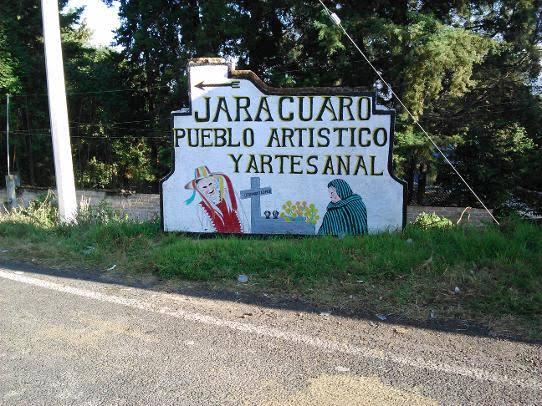 isla Jarácuaro lago de Pátzcuaro