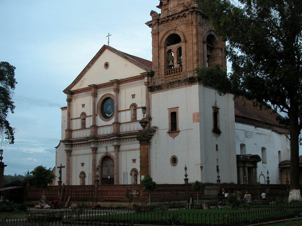 6 datos curiosos de pátzcuaro Basílica de Nuestra Señora de la Salud