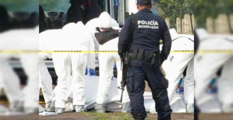 Asesinan a dos hombres en Morelia, Michoacán