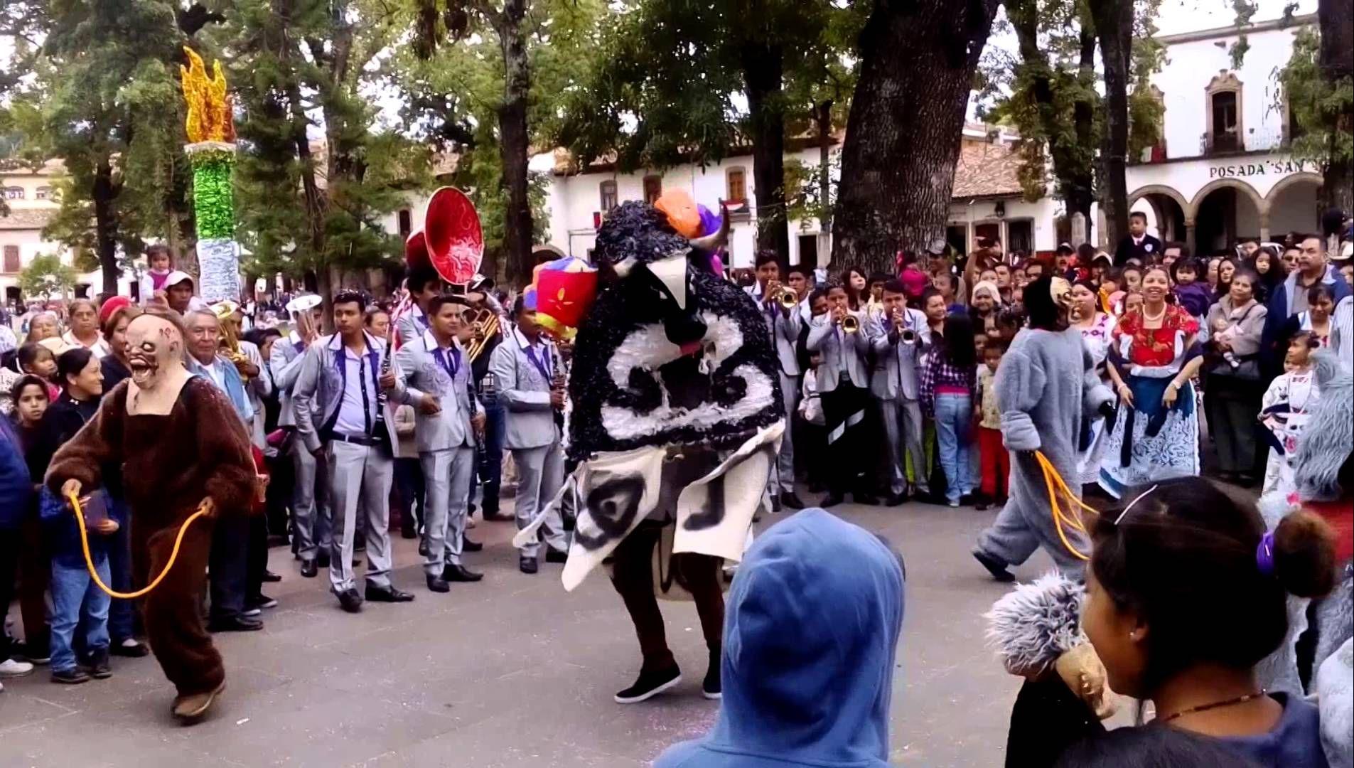 Carnaval Pátzcuaro 2020