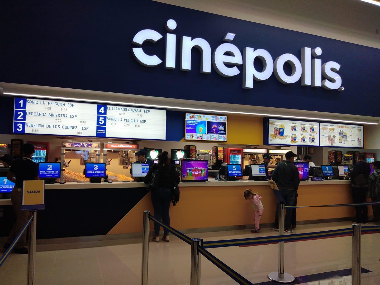 Costo del boleto en Cinépolis Pátzcuaro por apertura [Promoción]