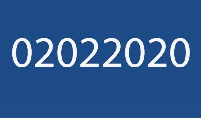 Día CAPICÚA: El extraño fenómeno de hoy 02-02-2020