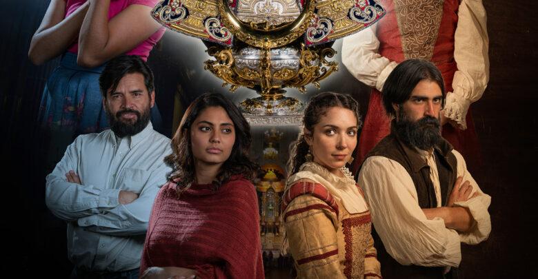 Filman en Pátzcuaro la película Cuatro Siglos de Milagros