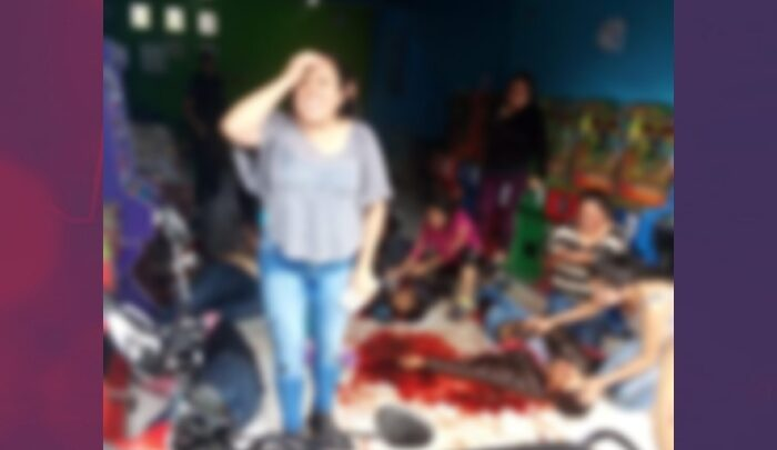 VIDEO: Masacre en Uruapan deja 8 muertos