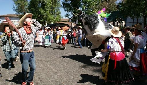 Orígenes del Carnaval en Pátzcuaro