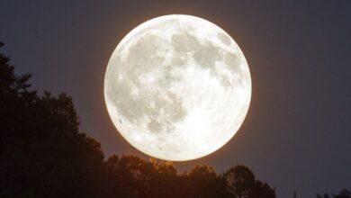 Superluna de nieve este fin de semana; la más hermosa del año