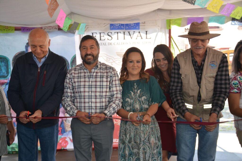 El Festival de Caldos y Pescados en Pátzcuaro fue un éxito