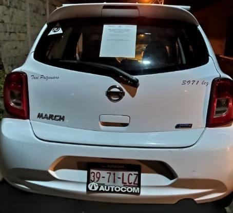 Cae presunto homicida de mujer apuñalada en Pátzcuaro