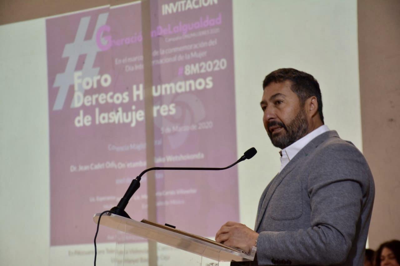 Día Internacional de la Mujer en Pátzcuaro: Inician actividades