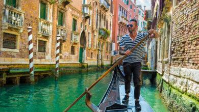 VIDEO: Por cuarentena, canales de Venecia lucen limpios