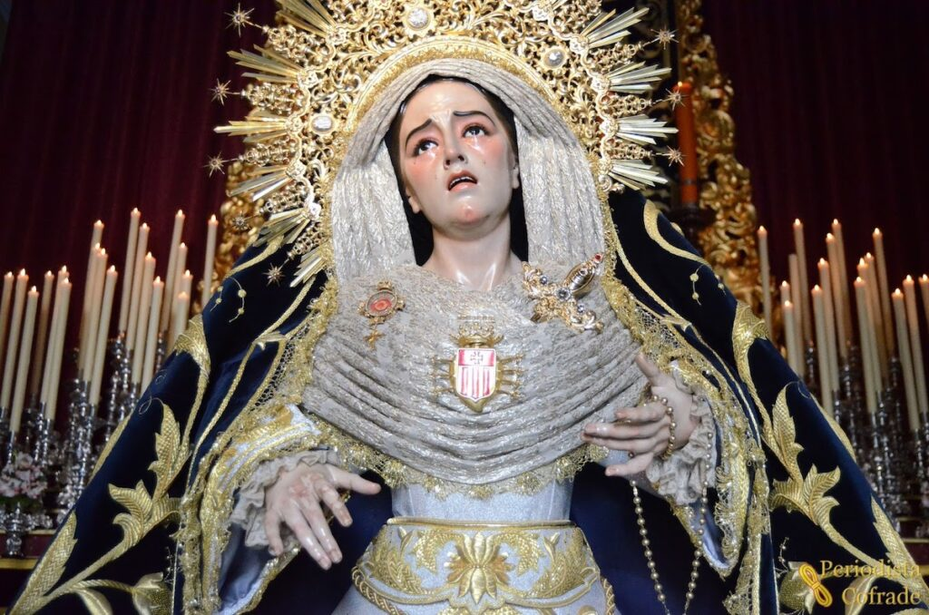 Virgen de los Dolores o Mater Dolorosa