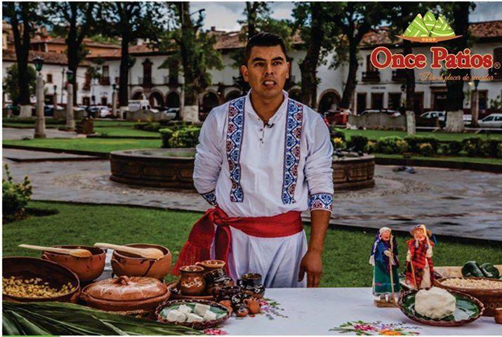 """Entrevista a Isrrael Fuentes el """"Corundero de Michoacán"""""""
