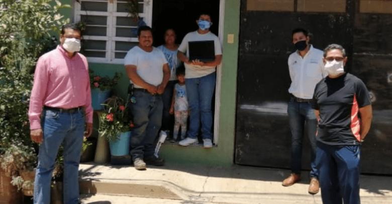 Gana estudiante de Tacámbaro reto académico virtual