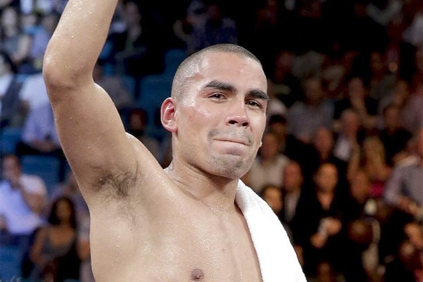 """Carlos """"King"""" Molina, ex campeón de peso superwélter"""
