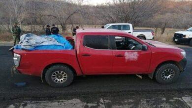 Filtran fuerte video de los 12 cuerpos abandonados en Michoacán