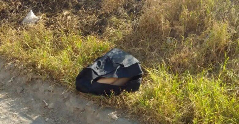 Hallan el cuerpo de una joven mujer dentro de una maleta en Michoacán