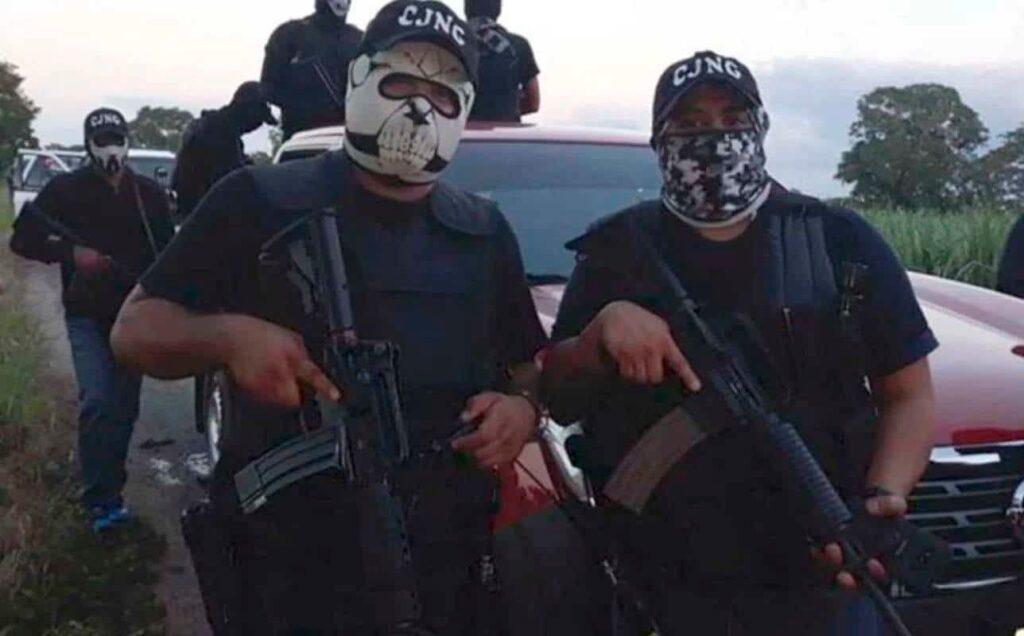 cjng en Zamora Michoacán