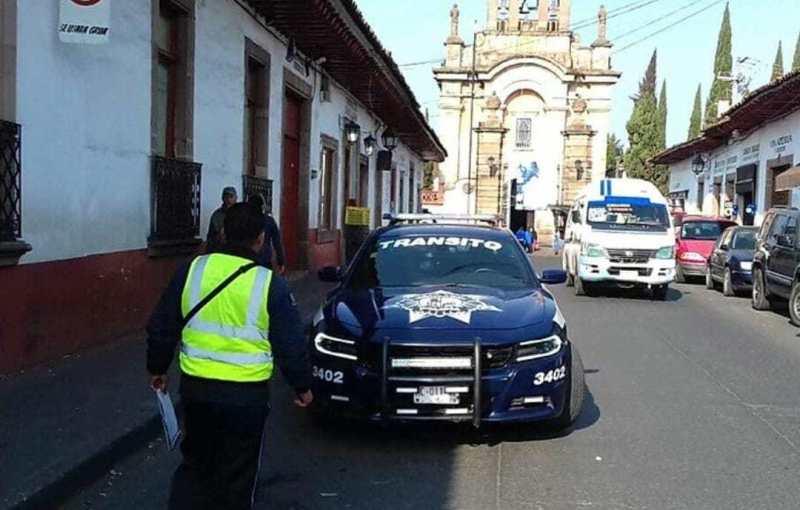 Establecimiento en Pátzcuaro es asaltado por 3 hombres armados